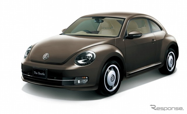 VW the beetle chocolate