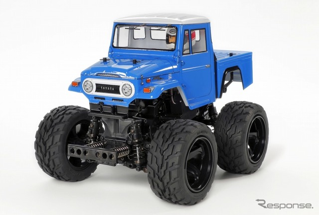 Tamiya Toyota Land Cruiser 40 pickup