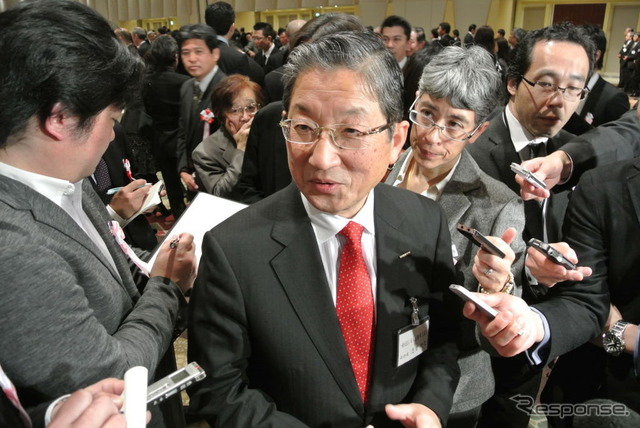 Shiga t. Vice Chairman of Nissan Motor
