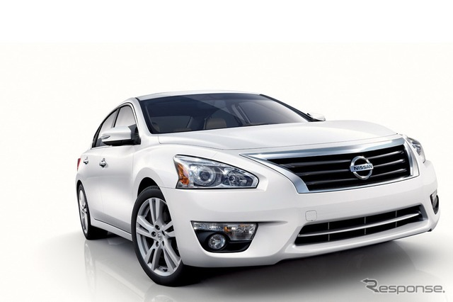 New Nissan Altima