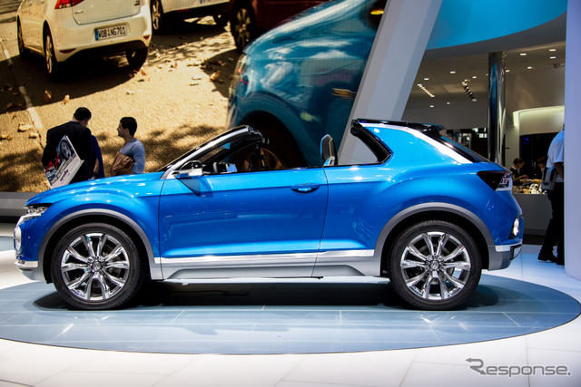 VW T-ROC (Geneva Motor Show 14)