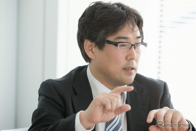 Nissan, Japan product planning department Yasui science Susumu regional project manager