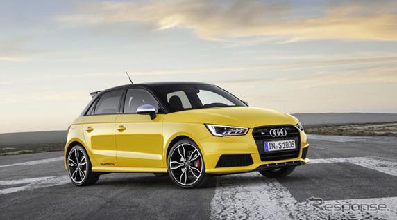 ใหม่ Audi S1