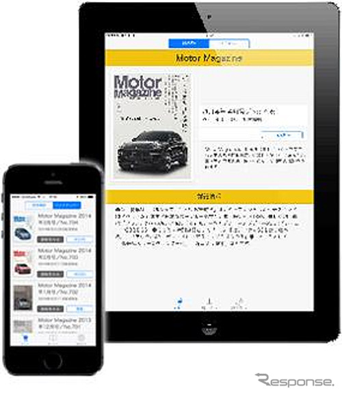 Motor Magazine (electronic books)
