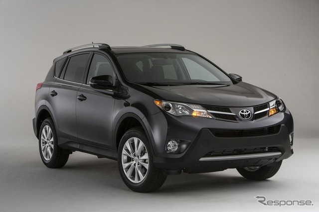 Toyota RAV4 new model