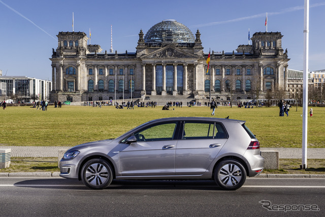 Volkswagen Golf e