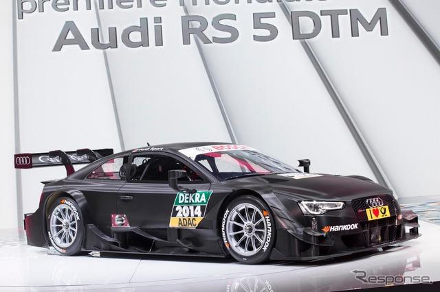 รุ่น Audi RS5 DTM 2014 (เจนีวามอเตอร์แสดง 14)