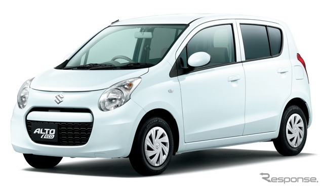 [Light Automobile Category] Suzuki Alto Eco - 22.6 km/l