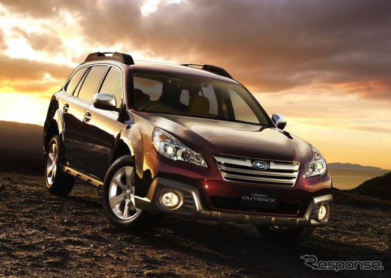 """Fuel-efficiency Rating category"" Subaru Legacy Outback….90% and 11.2km/liter (Reference Image)"