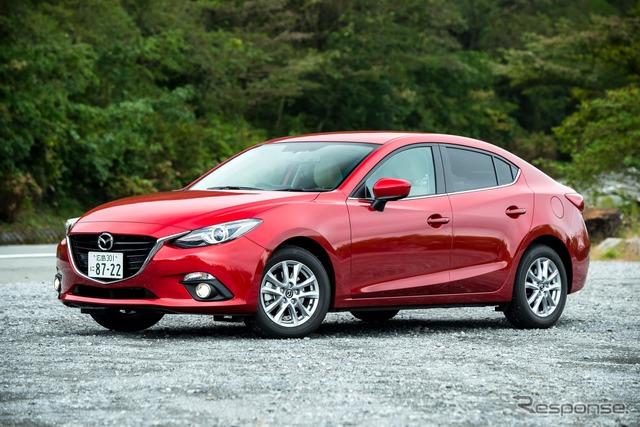Mazda Axela hybrid S