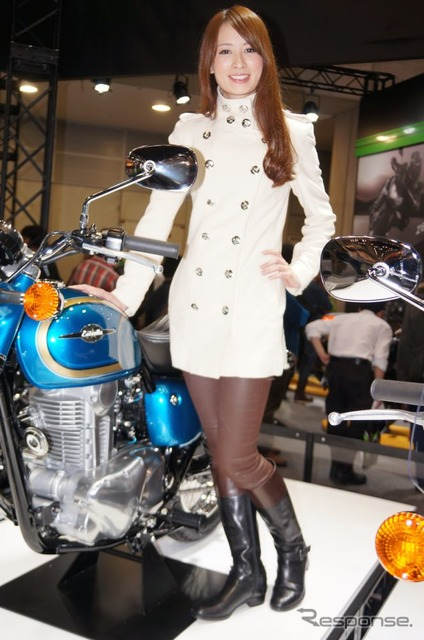 2014 Tokyo Motorcycle Show: Domestic maker companion booth photo collection
