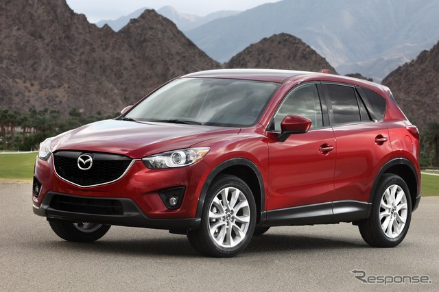 Mazda CX-5 (US version)