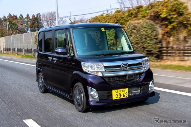 """Daihatsu tanto custom RS """" SA """""""