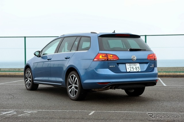 Volkswagen Golf variant TSI Highline