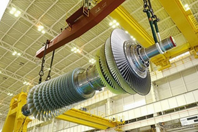 J-Series gas turbine
