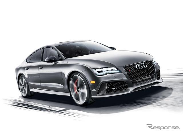 Audi RS7 ダイナミックエディション