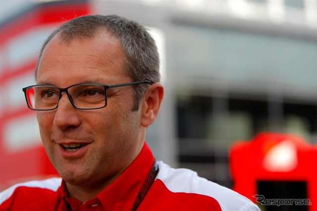 Mr. Stefano domenicali