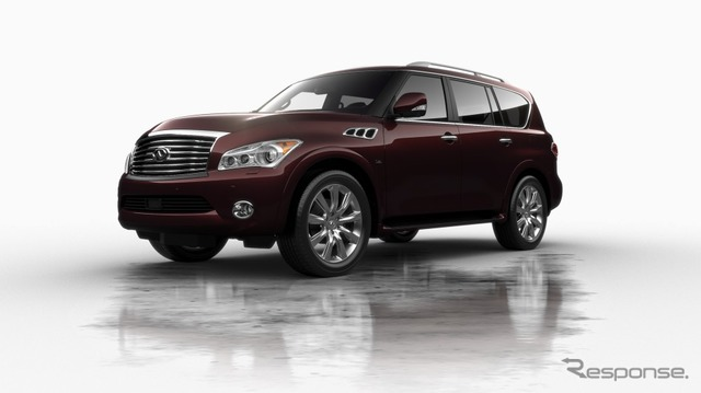 Current Infiniti QX80
