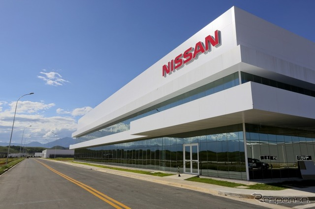 Nissan Motor Co., Ltd. Brazil Resende factory