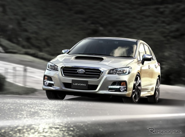 Subaru レヴォーグ