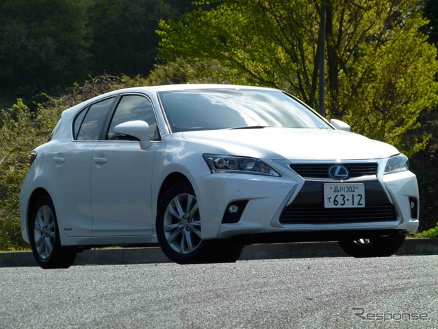 Lexus CT200h version L