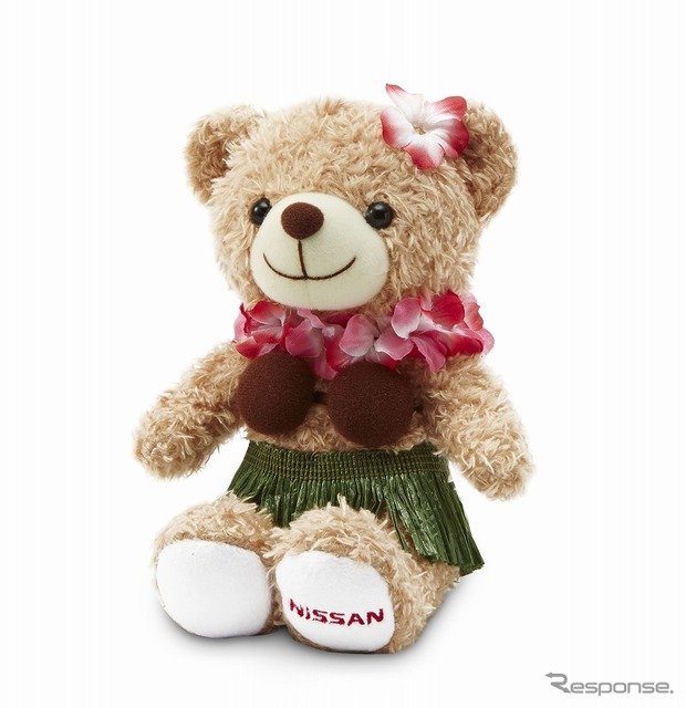 NISSAN teddy bear (summer version)