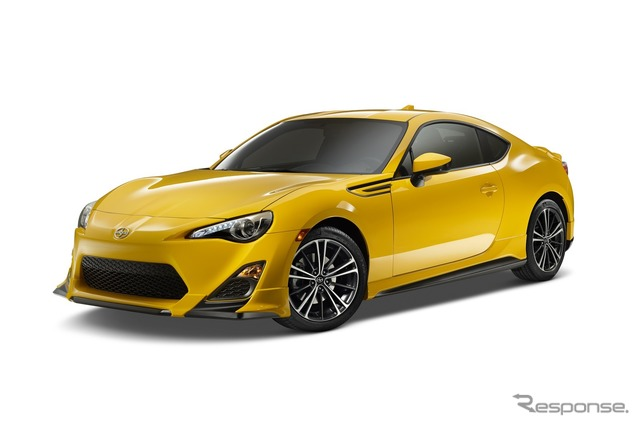 Scion FR-s (Japan name: Toyota 86) RS 1.0