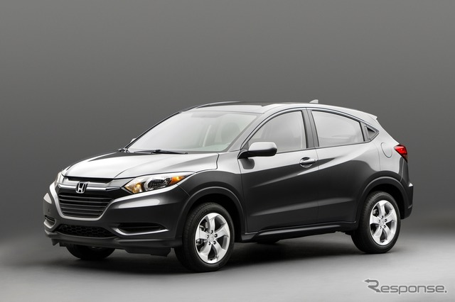 Honda HR-V (Japanese name: Vezel)