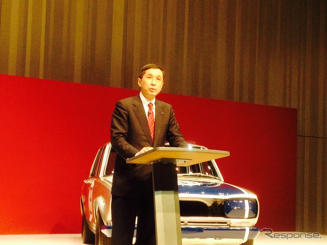 Nissan West Hayakawa who CCO and Vice President