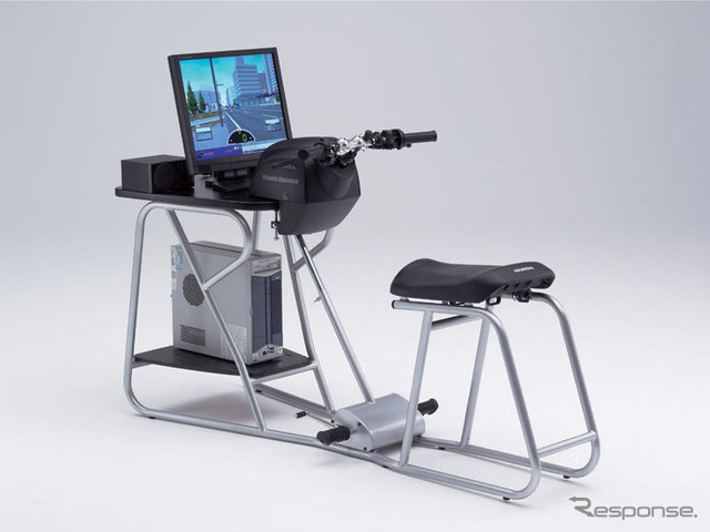 Riding Trainer Deluxe (excluding PC & monitor)
