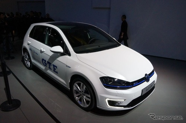 Volkswagen Group night was held ahead of the Beijing Auto Show 14