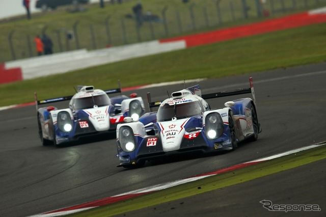 WEC opening race/6 Hours of Silverstone race