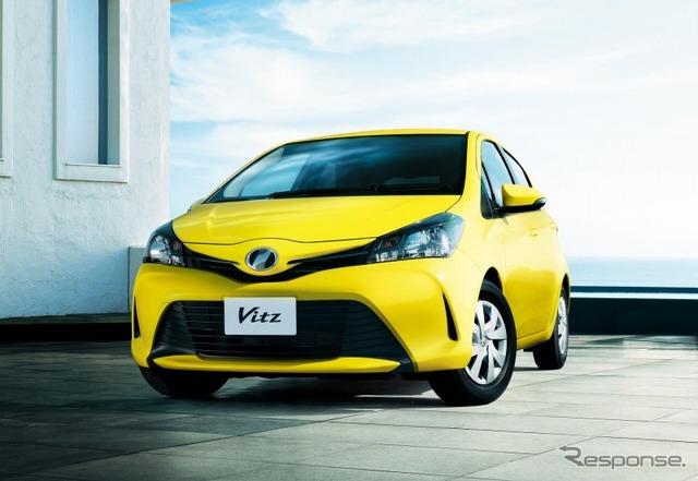 New VITZ, Toyota