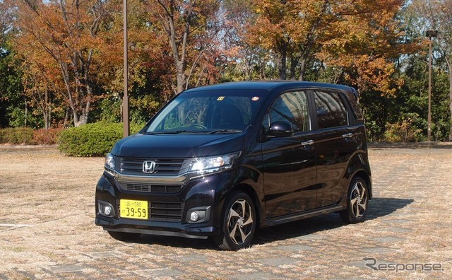 [Honda N-WGN test] challenging battleground city rival and improved driving feel. Matsushita Hiroshi