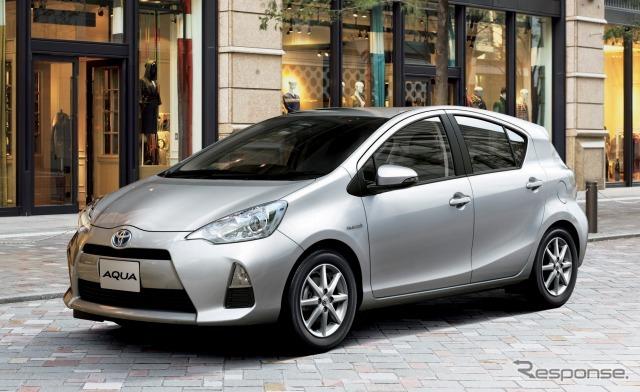 Toyota-Aqua