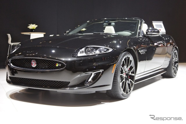 Jaguar XK final fifty