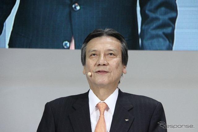 Daihatsu Kogyo President Mitsui Masanori,