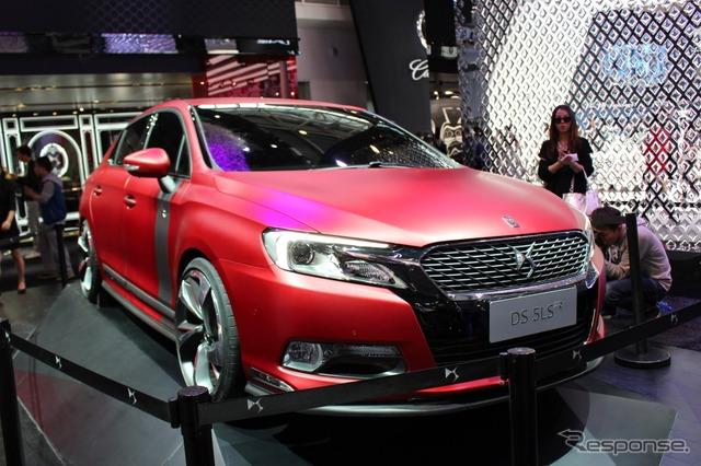 Beijing Motorshow 14 Citroen DS 5LS R