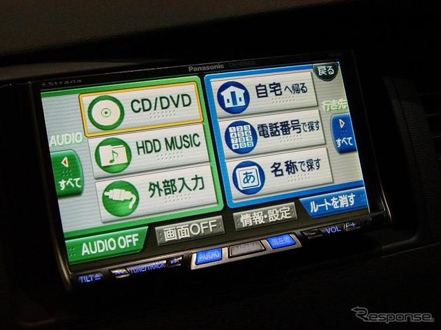 Panasonic 'HDS630/620'