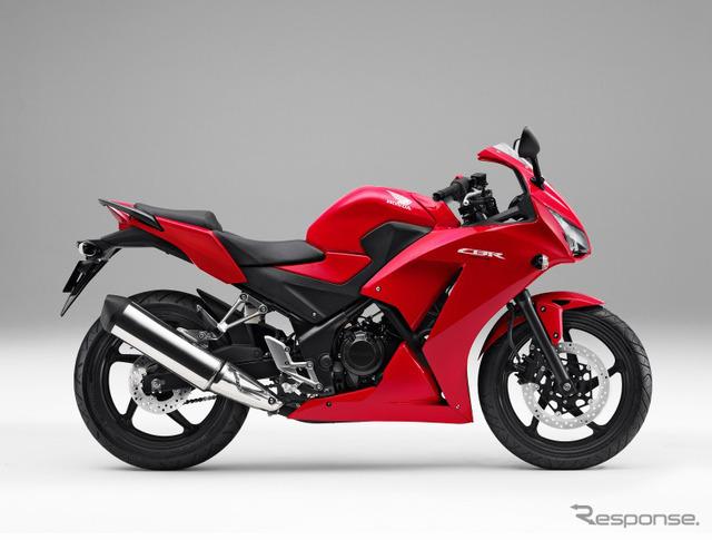 Honda, CBR250R