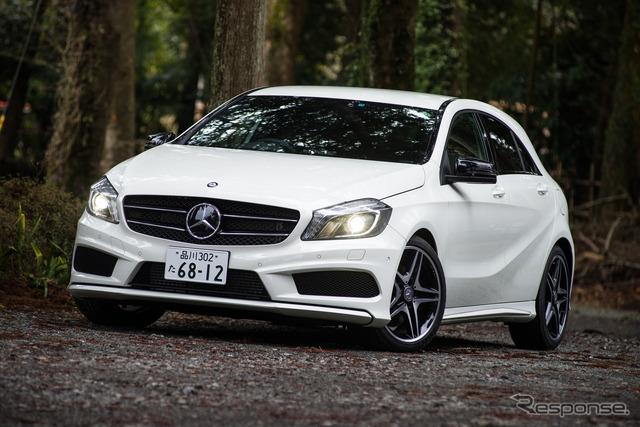 Mercedes-Benz A 180 BlueEFFICIENCY sport