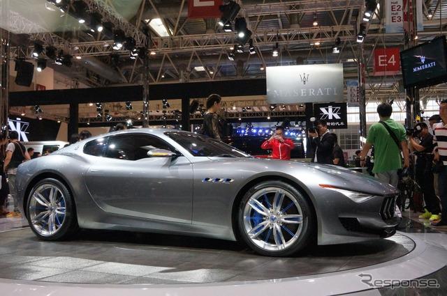 Alfieri Maserati (Beijing Motor Show 14)