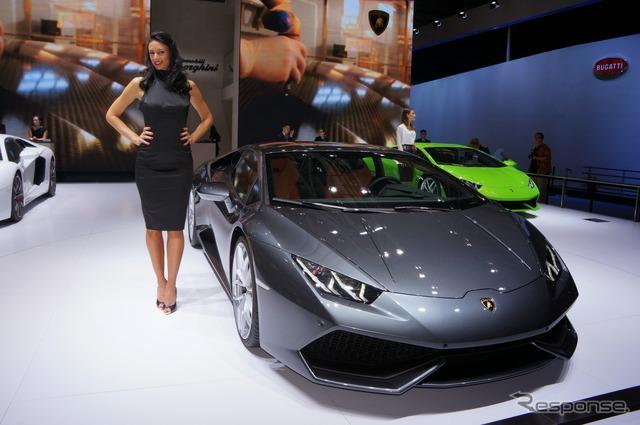 Lamborghini ウラカン (Beijing Motor Show 14)