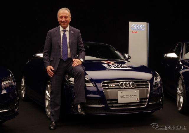 """Zaccheroni ฟุตบอลญี่ปุ่นประกาศอาหารของพวกเขา """"ซื้อ Audi ซามูไรสีน้ำเงินรุ่นจำกัด 11' 11"""