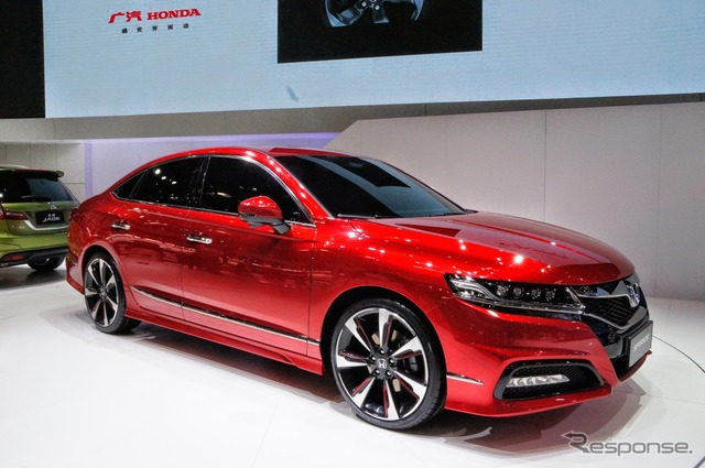 Dongfeng Honda Spirior Concept (2014 Beijing Motor Show)