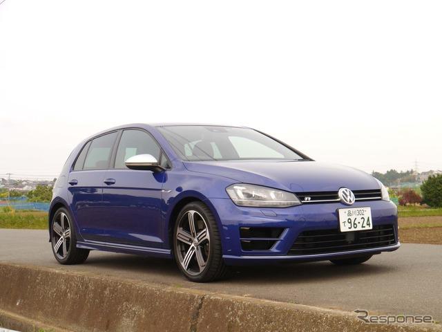 VW Golf r.