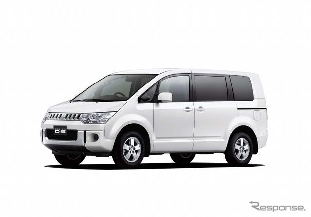 Mitsubishi, Federica D:5 m limitada