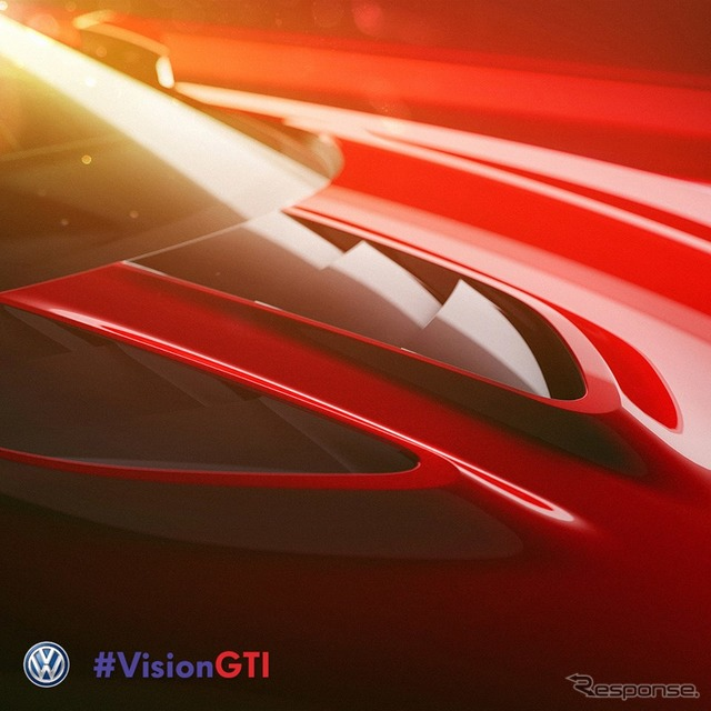 Vision VW GTI, the most recent notice. See detail