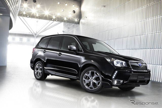 Subaru Forester 2.0 XT Eyesight Advantage Line