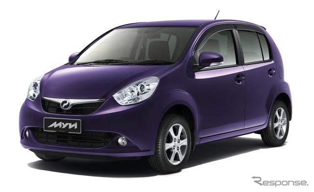 Daihatsu / Perodua Myvi (Malaysia)